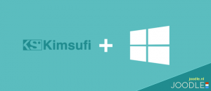 install windows on kimsufi